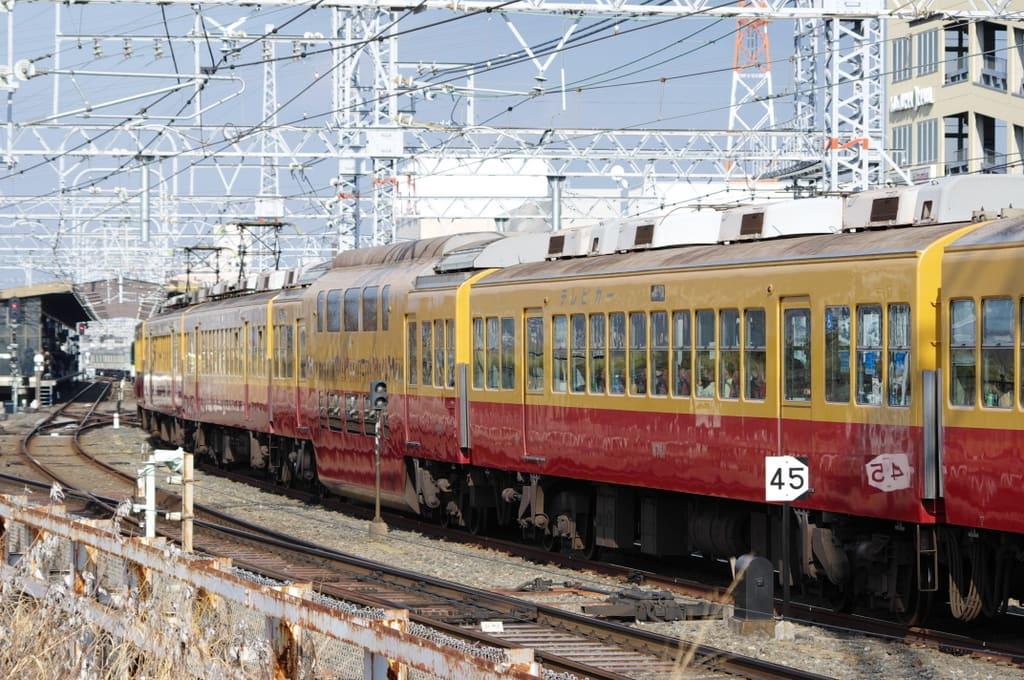 京阪旧3000系特急車ツアー