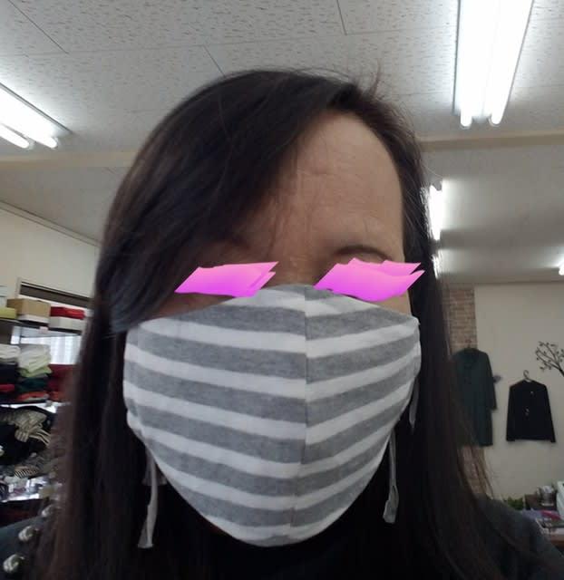 で t マスク シャツ 作る