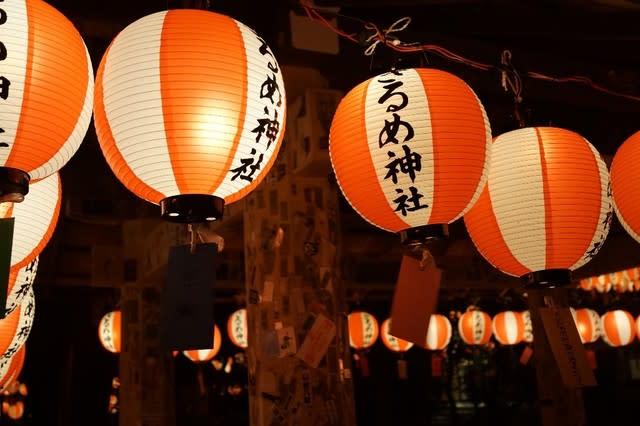 猿田彦神社「佐瑠女神社の宵祭」見てきました〜(^^)  2018