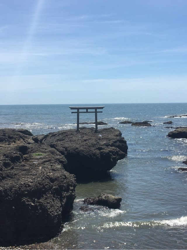 茨城県 酒列磯前神社〜水戸東照宮 - 御朱印ひとり旅