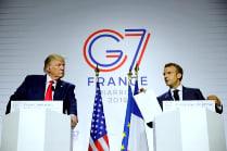 2019 08 27 G7「保護主義への反対」素通り【保管記事】