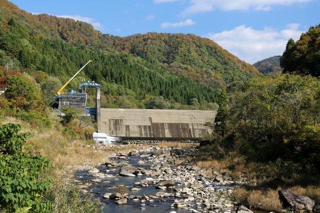山原ダム - ダムの訪問記