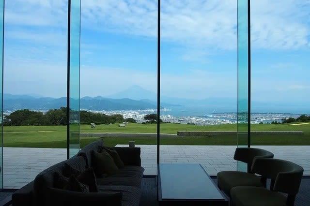 天気が良ければ富士山の絶景が見える宿!