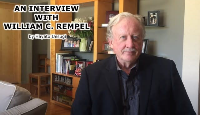 AN INERVIEW WITH WILLIAM C. REMPLE Interview Script 1