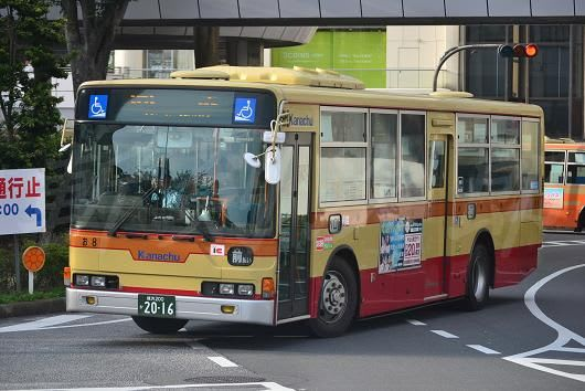 神奈川中央交通会社再編前の動き...