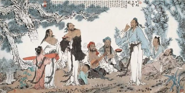 4-4-4 竹林の七賢 - カトリック情報 Catholics in Japan