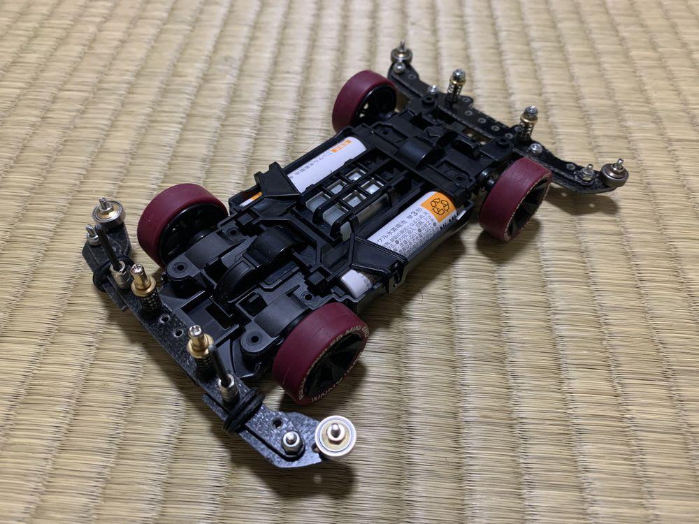 駆 ミニ バンパー 四 at ミニ四駆 MSシャーシの改造のコツ
