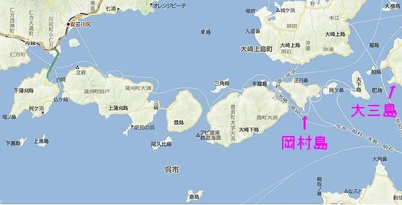 芸予諸島 - でこぼこ釣行珍道中