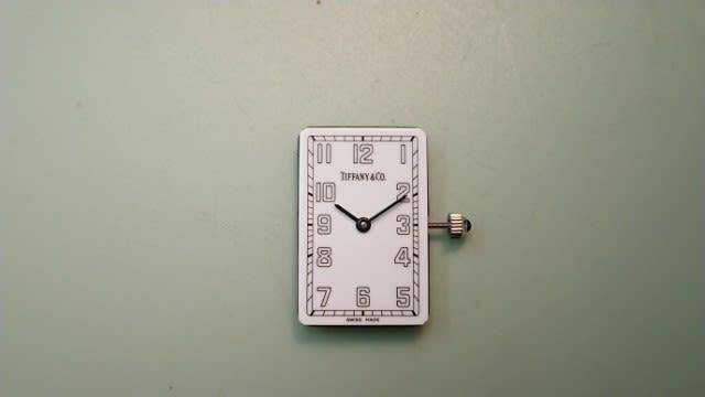 169d80f517 TIFFANY - 1級時計修理技能士 東京練馬 富屋時計店 ブログ