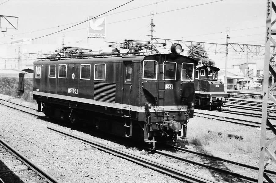 豊川鉄道電機50形電気機関車 - J...