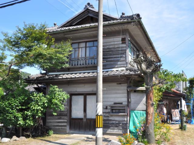 坂祝町の洋館(岐阜県加茂郡) - かどの煙草屋までの旅
