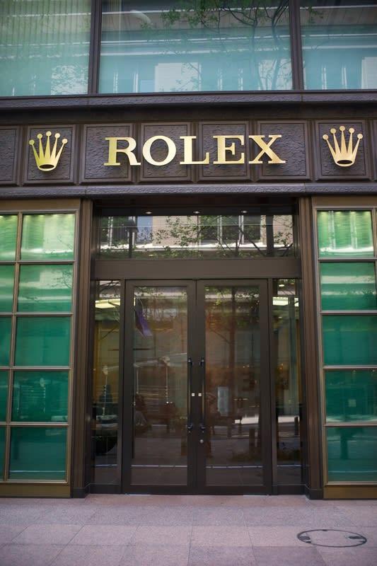 ロレックス サービス センター