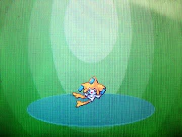 how to get jirachi in pokemon emerald version