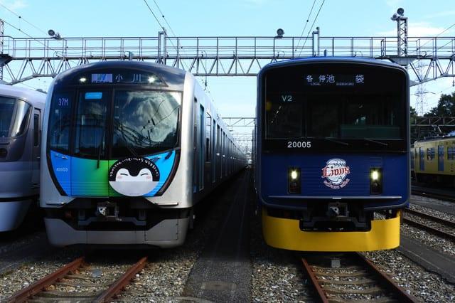 40103Fと20105Fの写真