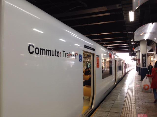 JR九州817系電車 白いCommuter t...