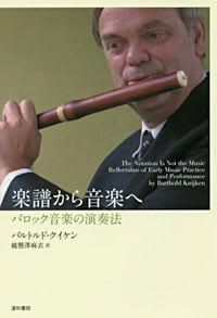 楽譜から音楽