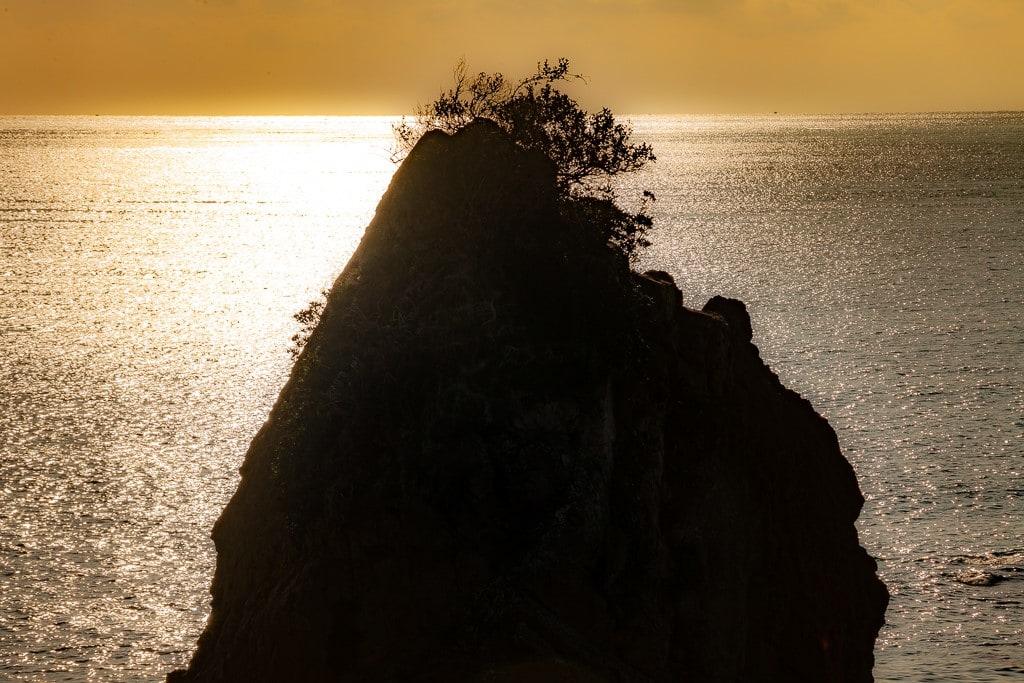 秋谷の立石の写真