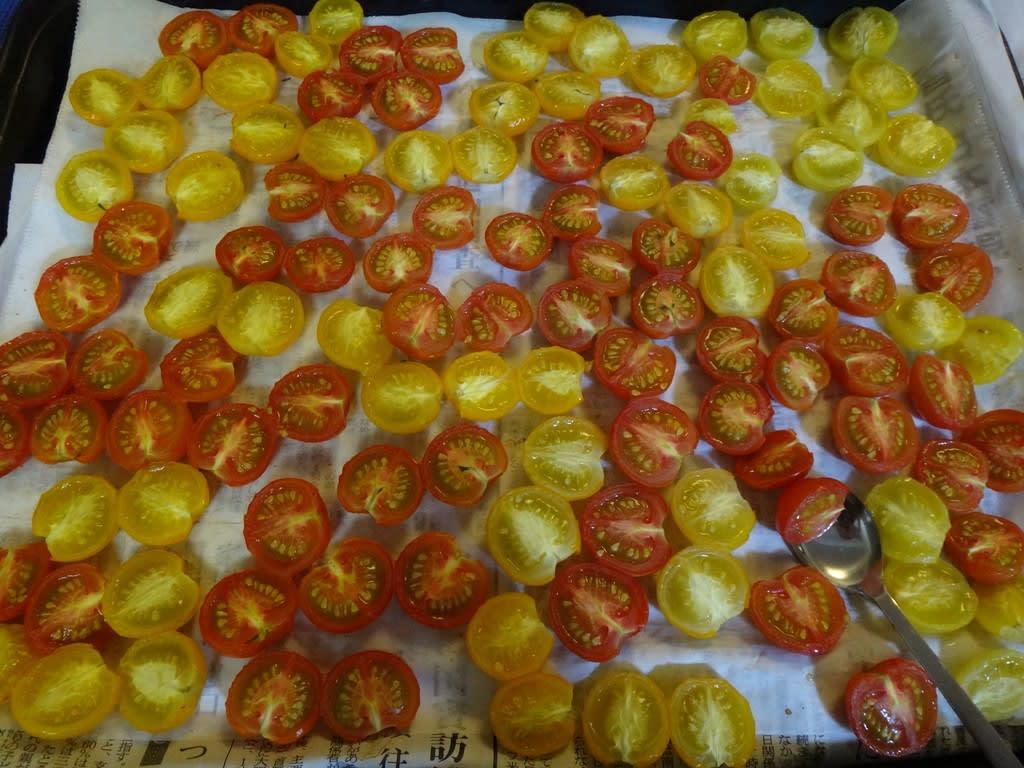 ドライプチトマト