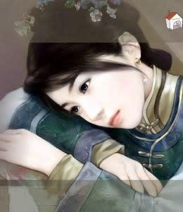 中国古装美女 豆本三昧我褸芥がるぁくたノート 及び 美人画あれこれ
