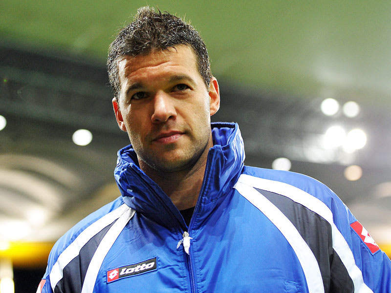 Interview :Michael Ballack (...
