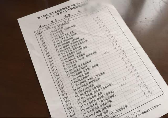 9edd0c109e404d 疲れもピークで,当初予定していた東照宮の参拝も取りやめて,早々に東武電車で帰路につきました。