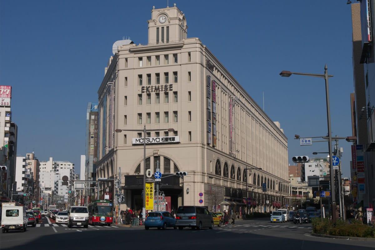 2012年の5月、東京スカイツリーの開業に伴って、浅草駅前ビルは外観などを含めてリニューアルされました。開業時の姿に復元すると同時に待合室の新設・耐震補強  ...