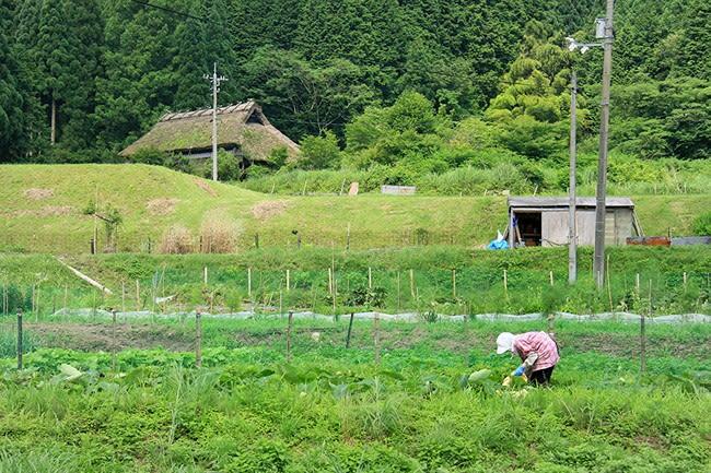 明治が今も残る山間の村 in 加茂町倉見 - 旅するデジカメ 我が人生