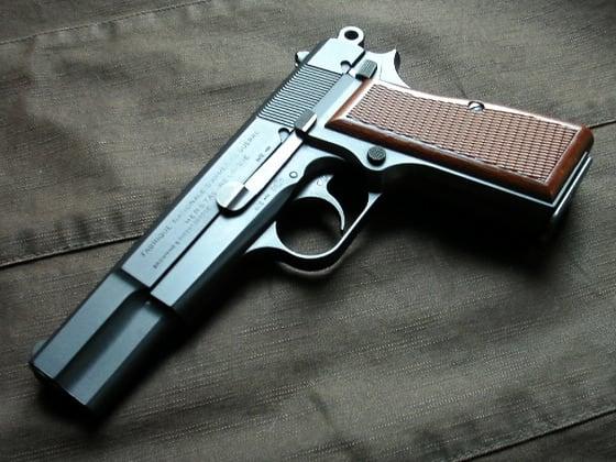 ブローニング ハイパワー M1935...