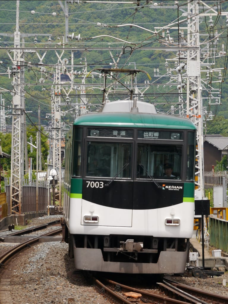 京阪7000系第3編成(7003F)