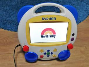 ディズニー英語システムのDVDメイト