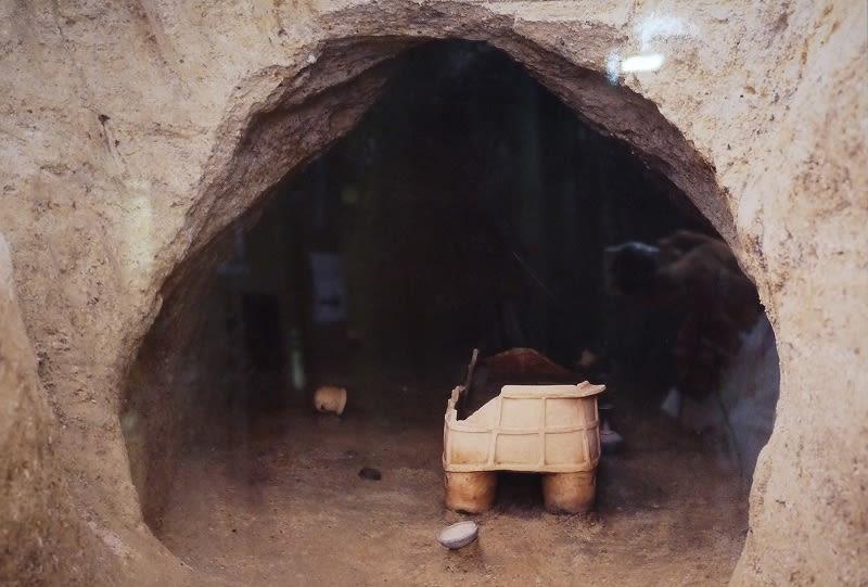 赤田横穴1号墓