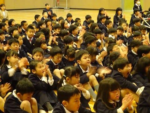 着任式と始業式と学年部集会 (^_^) - 宮原教育の窓