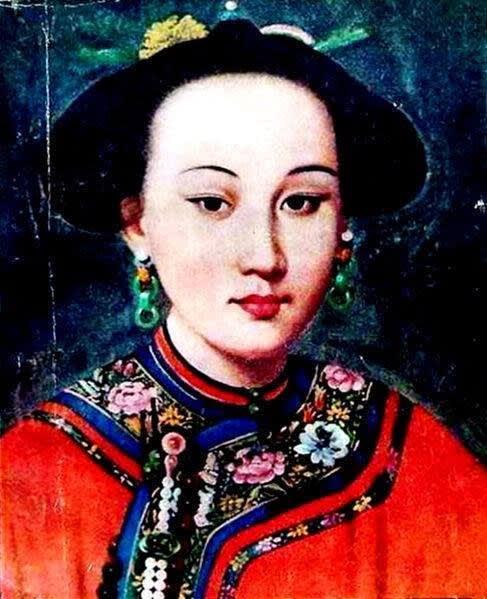 香妃 (1734~1788)体から芳しき香気を放った乾隆帝の寵姫 ...