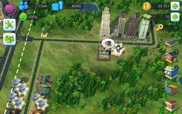 攻略 シムシティ アプリ 【SimCity Buildit(シムシティ