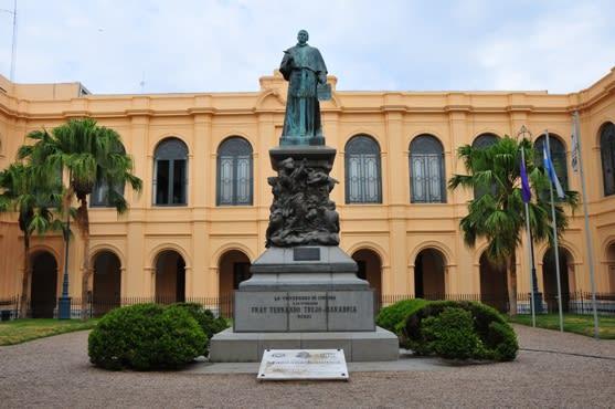 コルドバのイエズス会伝道所とエスタンシア群