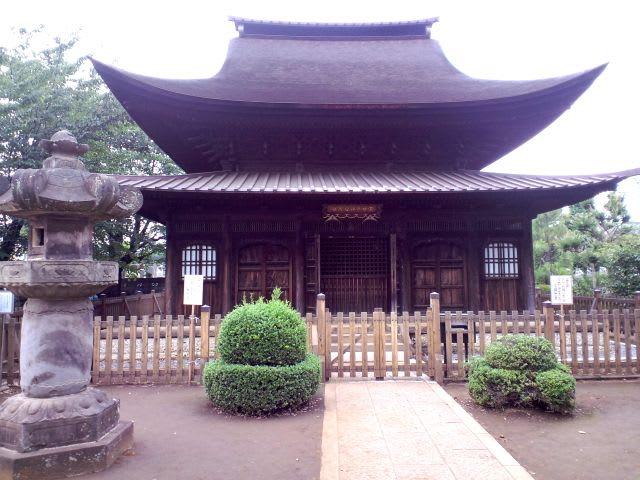 国宝・千体地蔵堂 - あられの日記