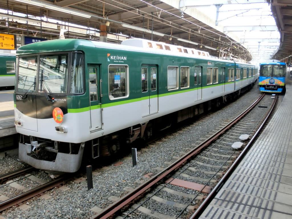 京阪6000系第11編成(6011F)