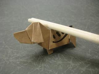 箸袋の作り方・折り方《折り紙 ...