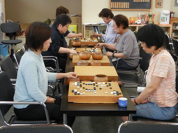 囲碁相談室