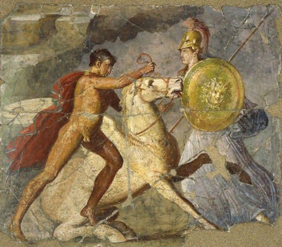 コリントスの人ベレロポーン