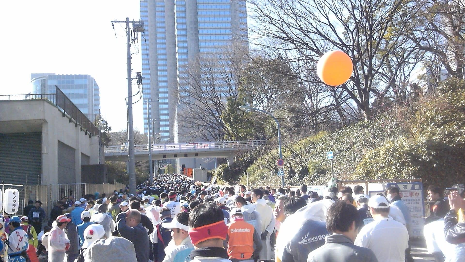 体重別皇居マラソン大会・東京国...