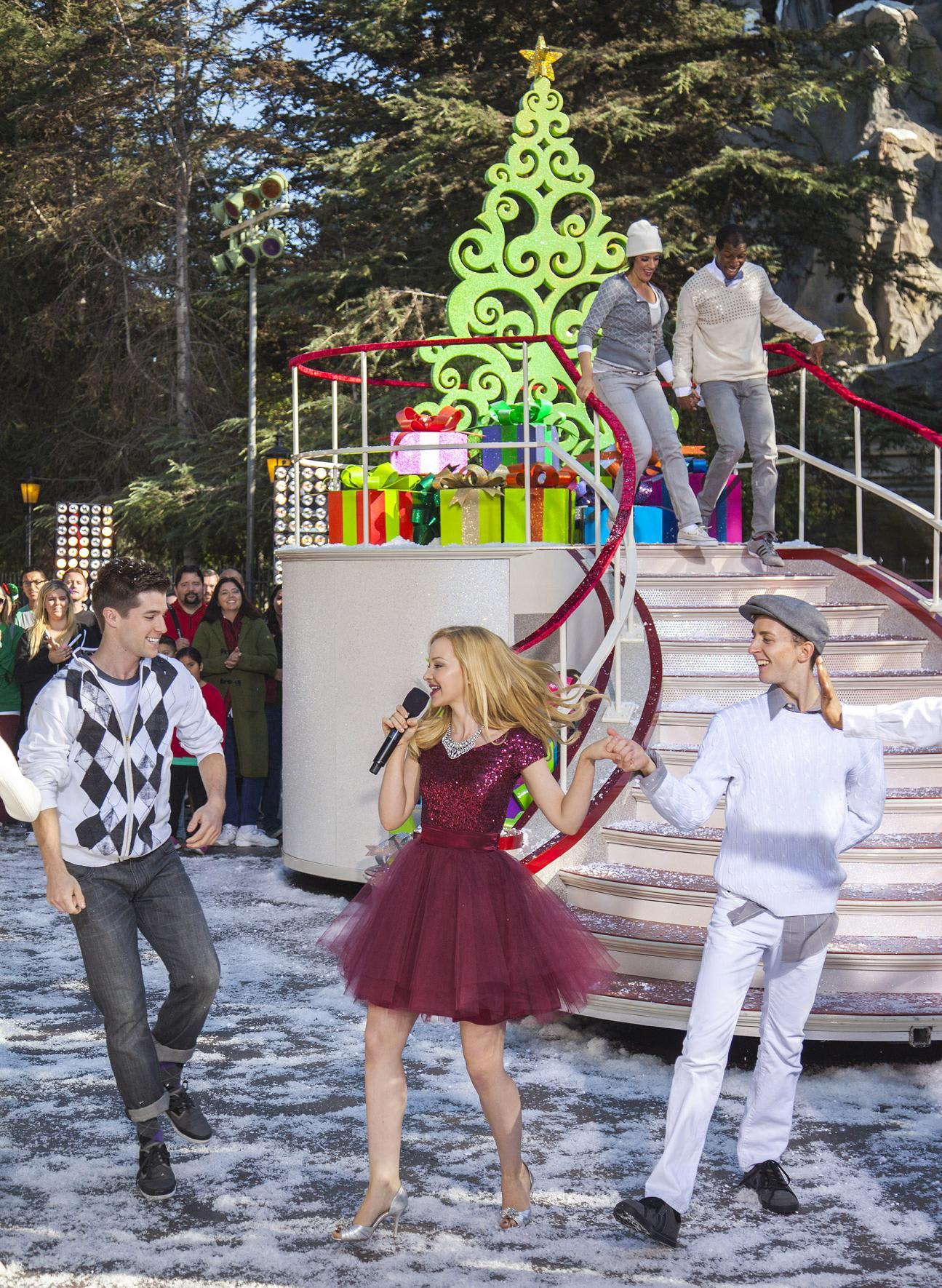 Dove Cameron , Premiere Of Disney Channel\u0027s Cloud 9