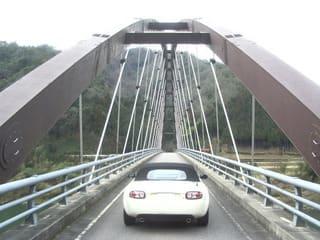 ニールセンローゼ橋(大浦橋) - marble Roadster2