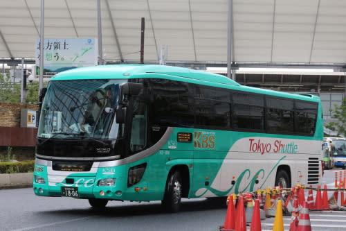 京成バスシステム「東京シャトル...