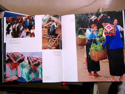 モン族の帽子&胸飾り&ベトナム...