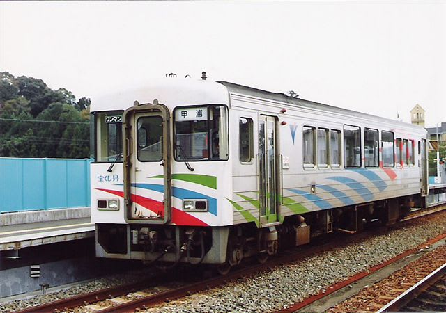 阿佐海岸鉄道 - 【鉄道写真・撮...
