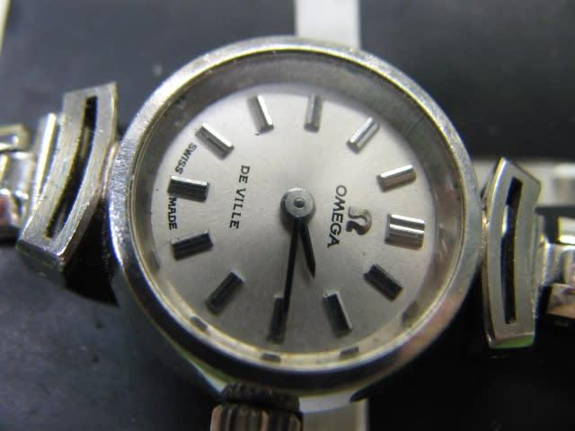 watch 4df0a 93603 オメガ婦人物手巻き時計を修理です - 正ちゃんの時計修理ブログ ...
