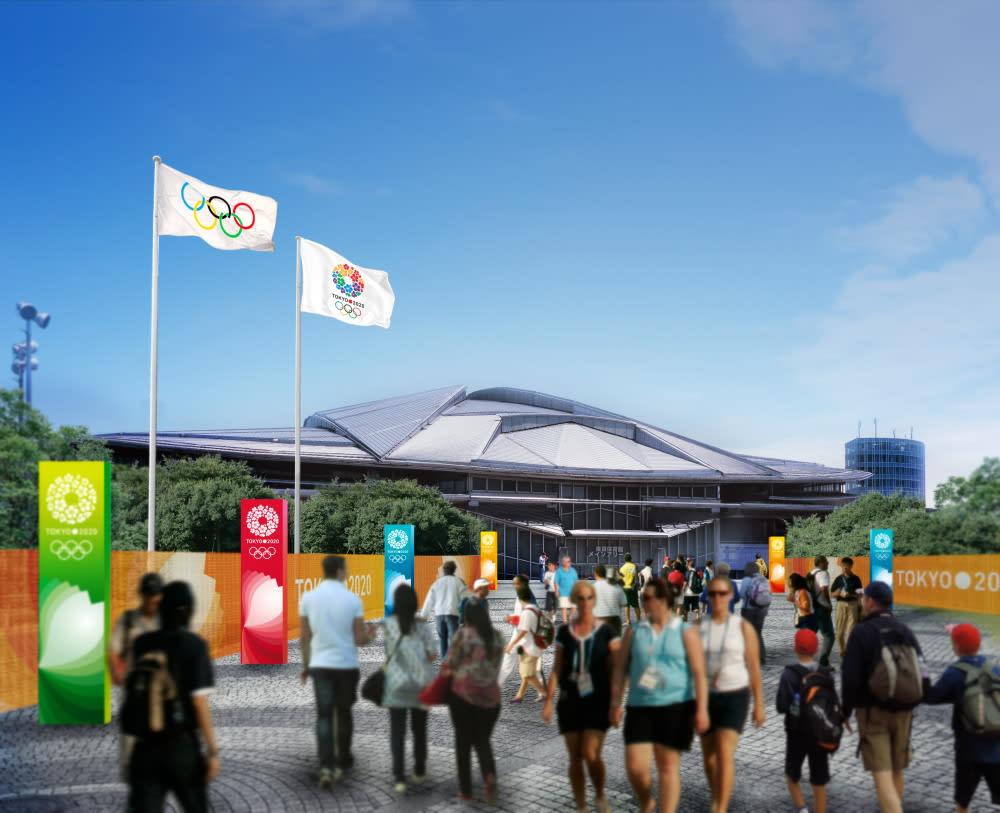 2020年、東京オリンピックの開催...