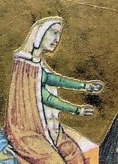 ハンガリー王ベーラ2世妃 イロー...