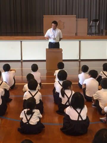 出校日 - 楽しい 里小学校